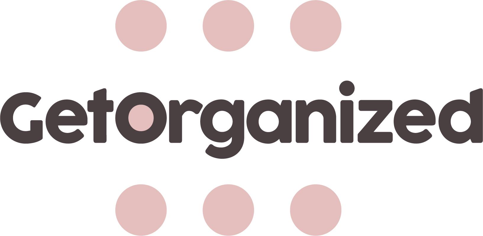 Logo Get Organized